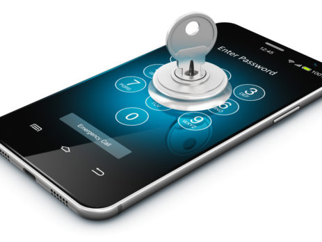 Secure Mobile Phone