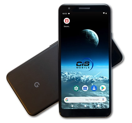 altOS on Pixel 3a Smartphones - CIS Mobile